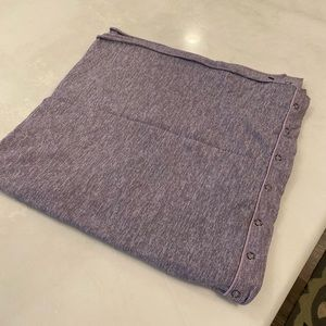 Lavender infinity lulu scarf